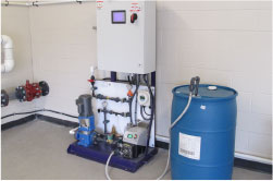 Chemical Feed Equipment – Bishop Water Technologies