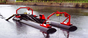 remote dredge