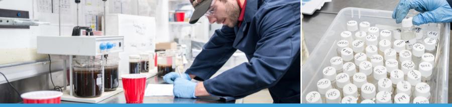 Dewaterability Testing