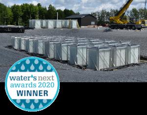 BioCord Limoges Water's Next Award