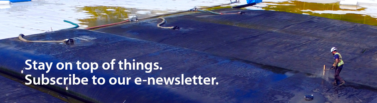 Subscribe to the Bishop Water E-newsletter