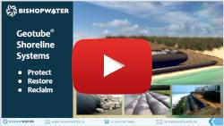 Geotube Shoreline Systems Webinar